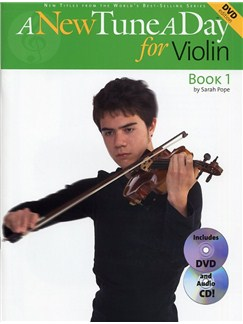 A New Tune A Day: Violin - Book 1 (DVD Edition) Books, CDs and DVDs / Videos | Violin