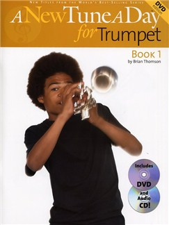A New Tune A Day: Trumpet - Book1 (DVD Edition) Books, CDs and DVDs / Videos | Trumpet