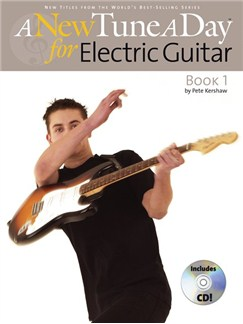 A New Tune A Day: Electric Guitar - Book 1 (CD Edition) Books and CDs | Electric Guitar