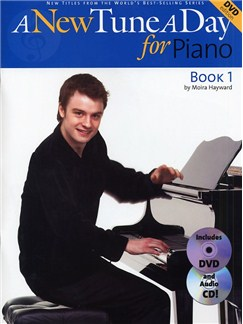 A New Tune A Day: Piano - Book 1 (DVD Edition) Books, CDs and DVDs / Videos | Piano
