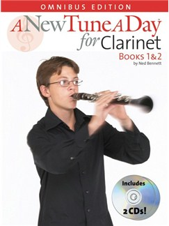 A New Tune A Day: Clarinet - Books 1 And 2 Books and CDs | Clarinet