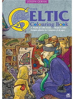 The Celtic Colouring Book Books |