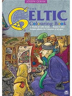 The Celtic Colouring Book Livre |