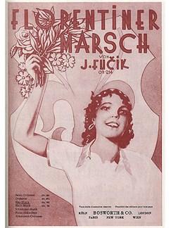 Julius Fucik: Florentiner Marsch (Concert Band) Op.214 Books | Concert Band