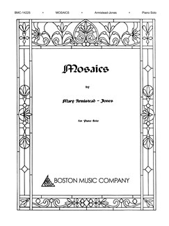 Mary Armistead-Jones: Mosaics Books | Piano