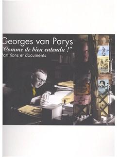 Georges Van Parys: Comme De Bien Entendu Livre | Piano et Chant