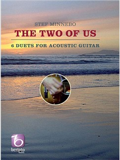 Stef Minnebo: The Two Of Us Books | Guitar (Duet)