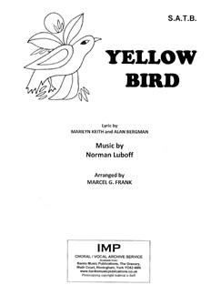 Yellow Bird Books   SATB