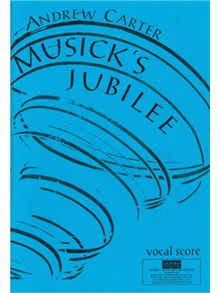 Andrew Carter: Musick's Jubilee Books | SATB