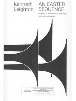 Kenneth Leighton: An Easter Sequence Books | 2-Part Choir
