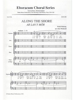 Along The Shore (SATB) Books | SATB, Piano Accompaniment