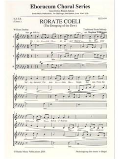 Rorate Coeli (SATB) Books | SATB