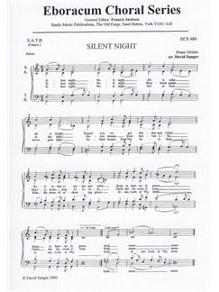Franz Gruber: Silent Night (SATB) Books | SATB