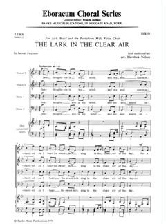 The Lark In The Clear Air (TTBB) Books | TTBB
