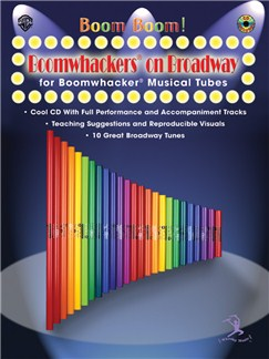 Boomwhackers On Broadway Books and CDs | Percussion