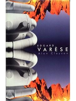 Edgar Varese Books |
