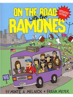 On the Road With the Ramones (Updated Edition) Books |