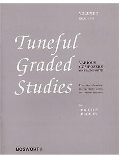 Dorothy Bradley: Tuneful Graded Studies Volume 3 - Grade 3 To 4 Books | Piano