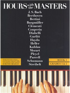 Hours With The Masters: Book 1 - Grades 1 And 2 Livre | Piano