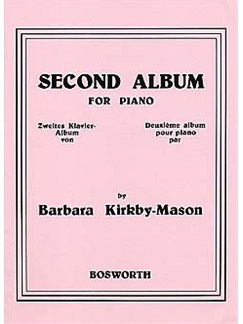 Barbara Kirkby-Mason: Second Album For Piano Livre | Piano