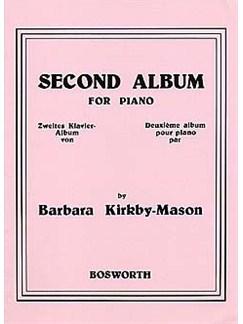 Barbara Kirkby-Mason: Second Album For Piano Books | Piano