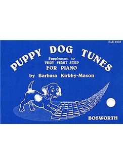 Barbara Kirkby-Mason: Puppy Dog Tunes Books | Piano