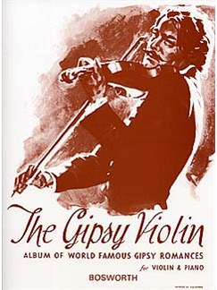 The Gipsy Violin Books | Violin, Piano Accompaniment