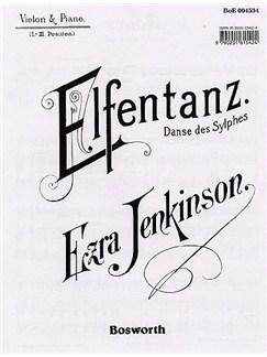 Ezra Jenkinson: Elfentanz (Violin/Piano) Buch | Violine, Klavierbegleitung