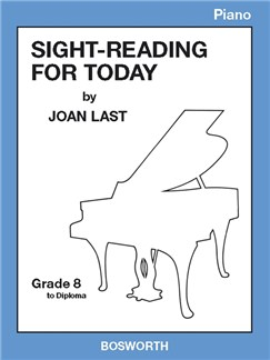 Sight Reading For Today: Piano Grade 8 To Diploma Books | Piano
