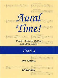 David Turnbull: Aural Time! Practice Tests - Grade 4 Books | Voice, Piano Accompaniment