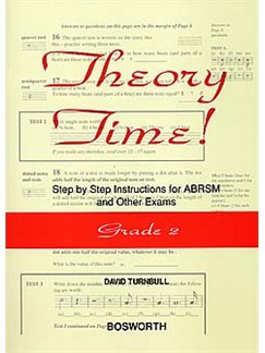 David Turnbull: Theory Time - Grade 2 Books |