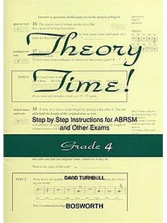 David Turnbull: Theory Time - Grade 4 Books |