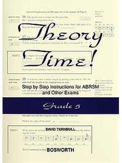 David Turnbull: Theory Time - Grade 5 Books |