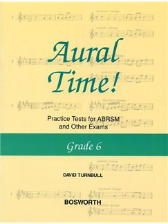 David Turnbull: Aural Time! Practice Tests - Grade 6 Books | Voice, Piano Accompaniment