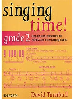 David Turnbull: Singing Time! Grade 2 Books | Voice, Piano Accompaniment