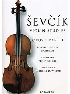 Otakar Sevcik: School Of Violin Technique, Opus 1 Part 1 Books | Violin