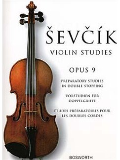 Otakar Sevcik: Violin Studies Op.9 (2005 Edition) Books | Violin