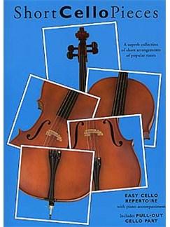 Short Cello Pieces Livre | Violoncelle, Accompagnement Piano