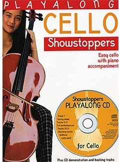 Playalong Cello: Showstoppers Books and CDs | Cello
