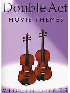 Double Act: Movie Themes - Violin Duets Livre | Violon (Duo)