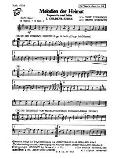 Zirnberger, J/Sonneborn Melodien Der Heimat 1 & 2 Tocm Bnd Buch |