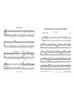 Fucik, J Swinging Florentiner (Naylor) Tobb Bnd Buch |