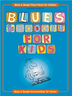 Blues & Boogie For Kids Books | Piano