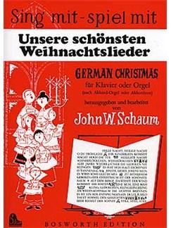 Unsere Schönsten Weihnachtslieder Books | Piano, Vocal & Guitar (with Chord Symbols)