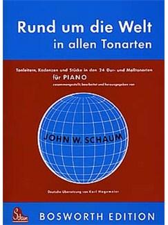 Rund Um Die Welt In Allen Tonarten Buch | Klavier