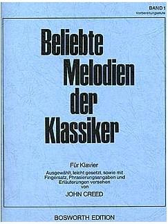 Creed, John Beliebte Melodien No.1 Piano Buch | Klavier