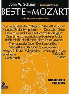 Das Beste Von Mozart Buch | Klavier
