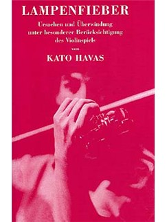 Kato Havas: Lampenfieber Buch | Violine