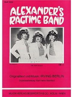 Alexander's Ragtime Band (=boe3849)  |