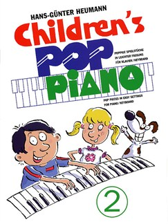 Children's Pop Piano Book 2 Books | Piano